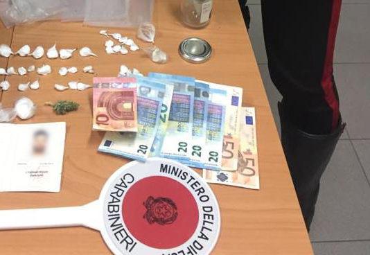 Napoli, Cercola: Due arresti per droga e documenti falsi. I NOMI
