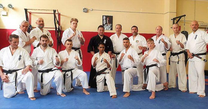 Boxers Improta ai mondiali di Karate Kyokushinkai 2020 in Giappone