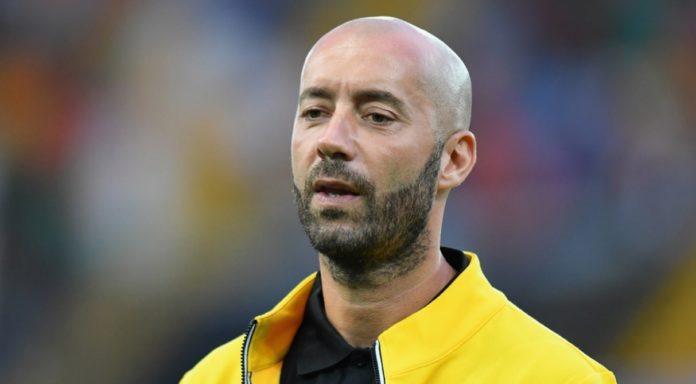 """Benevento Calcio, Cristian Bucchi carica la squadra: """"Ad Ascoli sarà battaglia"""""""