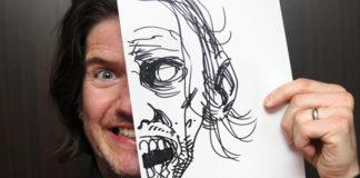 Al Comicon arriva Charlie Adlard il disegnatore di The Walking Dead