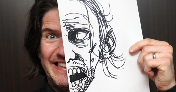 Al Comicon arriva Charlie Adlard il disegnatore di The Walking Dead