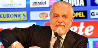 """Calciomercato Napoli, ADL: """"James Rodriguez costa tanto, ma..."""""""