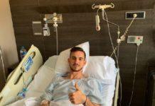 Calcio Napoli, Fabian Ruiz finisce in ospedale per la febbre