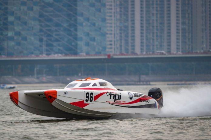 Motonautica: il team Hi-Performance Italia riparte da Fujairah nel circuito X-Cat