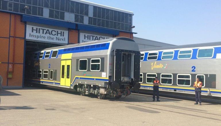 Hitachi Rail Italy, nuove assunzioni: sono in arrivo 409 posti di lavoro