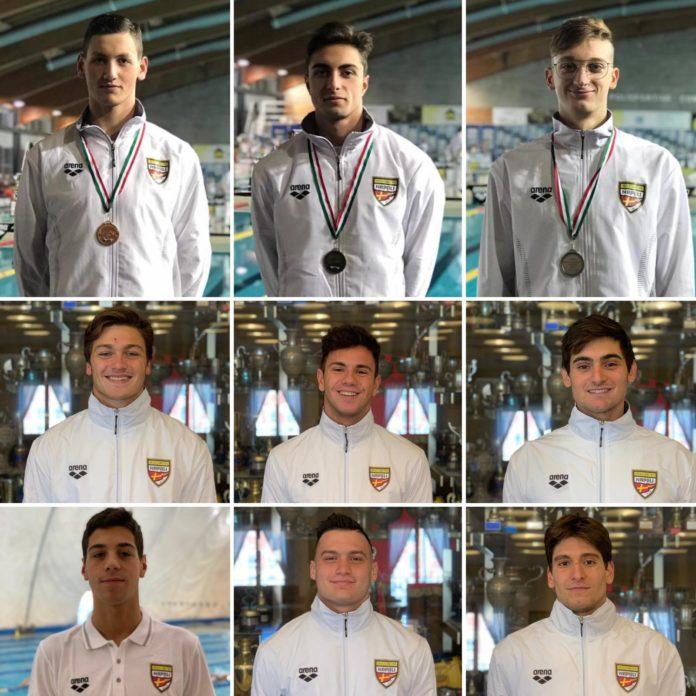 Nuoto: Criteria Nazionali Giovanili, 6 medaglie agli atleti del Canottieri Napoli