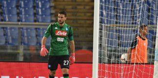 """Calcio Napoli, Karnezis: """"L'Europa League per noi è molto importante"""""""