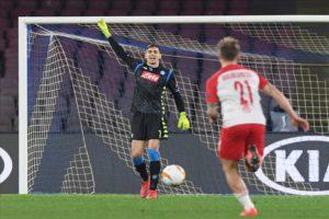 Calcio Napoli, 3-0 al Salisburgo: quarti di finale vicini.