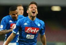 """Calcio Napoli, il papà di Mertens: """"Futuro in Cina? Non è una opzione"""""""