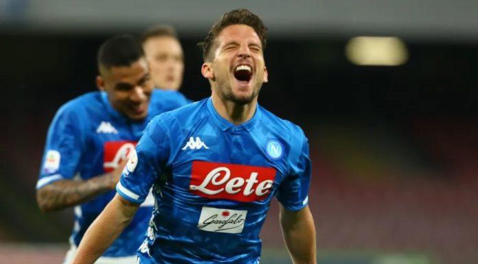 """Calcio Napoli, il papà di Mertens: """"Vuole restare, è felice in azzurro"""""""