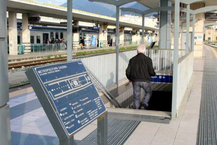 Salernitana-Crotone: metropolitana sospesa per motivi di ordine pubblico