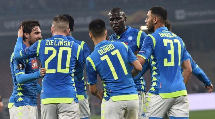 Europa League 2019, Napoli-Salisburgo in chiaro su TV8