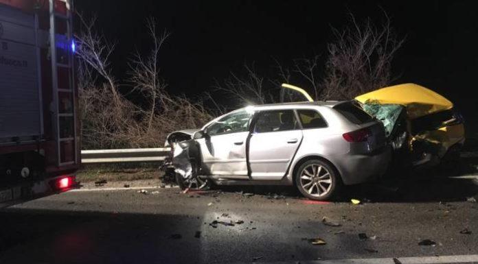 Tragico incidente stradale su Statale Telesina: morto 27enne, grave la figlia