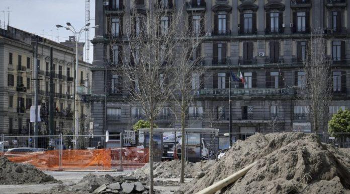 Napoli, restyling in piazza Garibaldi: ecco il bosco urbano