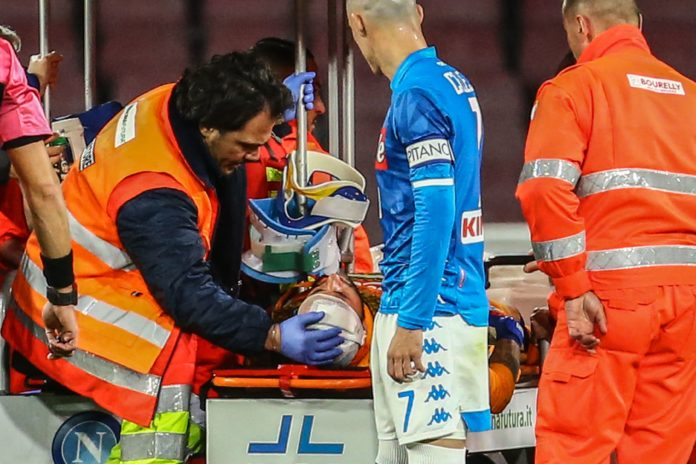 Calcio Napoli: Ospina in visita a Castelvolturno, Fabian Ruiz in ospedale