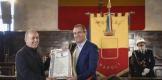 """Ferzan Ozpetek nominato cittadino onorario di Napoli: """"Sono felicissimo"""""""
