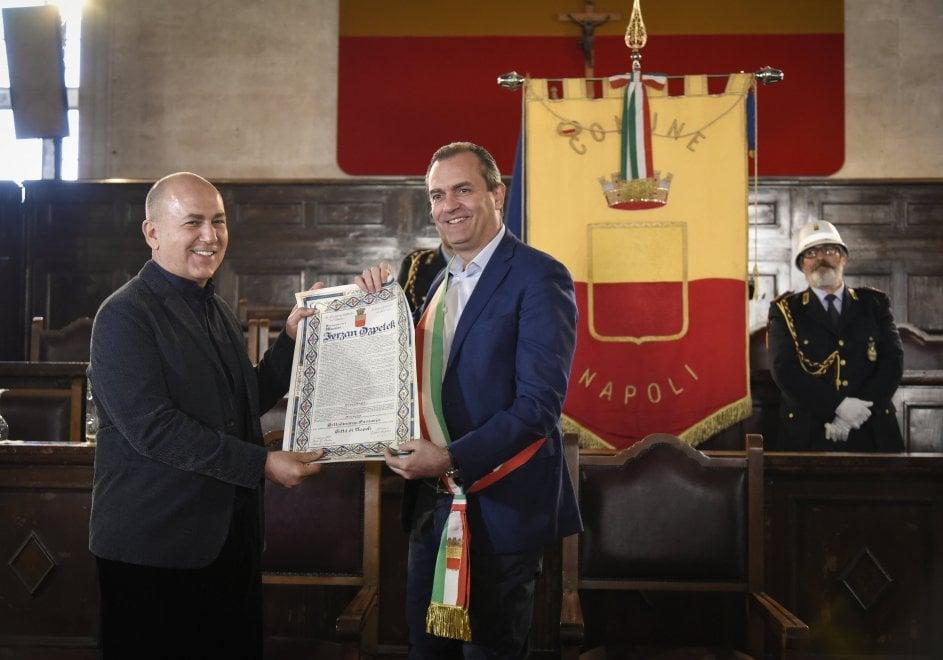 Ferzan Ozpetek nominato cittadino onorario di Napoli: