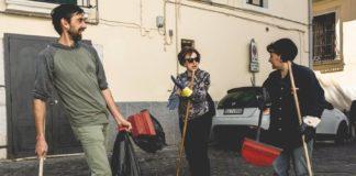 Salerno, cittadini in strada per difendere l'ambiente: ecco le Pulizie di Pasqua