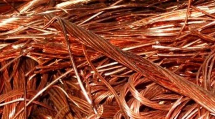 Sventato furto di rame in deposito Rfi nel Casertano: c'è un arresto