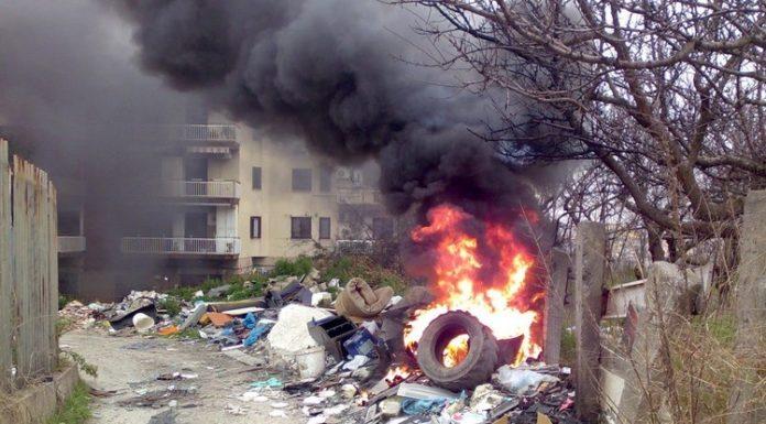 Contrasto ai roghi in Campania, tre imprese sequestrate