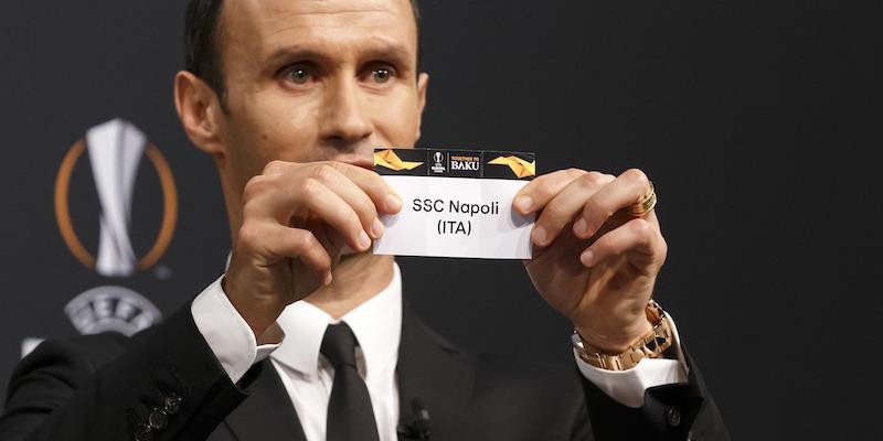 Calcio Napoli: le modifiche all'Europa League 2021 2022