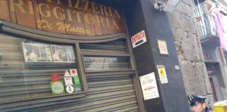 Racket alla pizzeria Di Matteo, scena muta dei 4 fermati del clan Sibillo