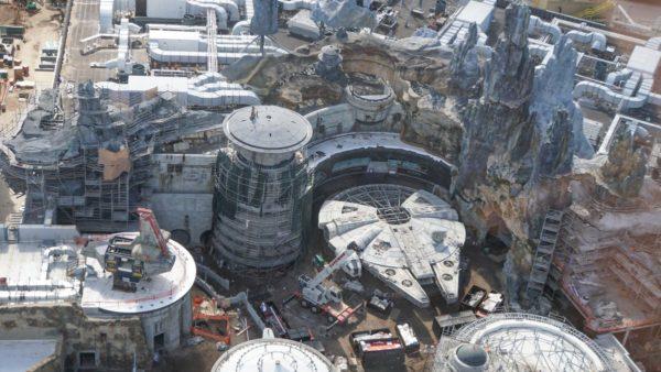La Disney annuncia l'apertura di Star Wars, il parco giochi a tema Guerre Stellari