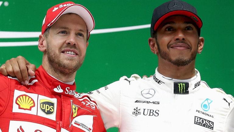 F1, Hamilton 'Ferrari è avanti, ma noi..