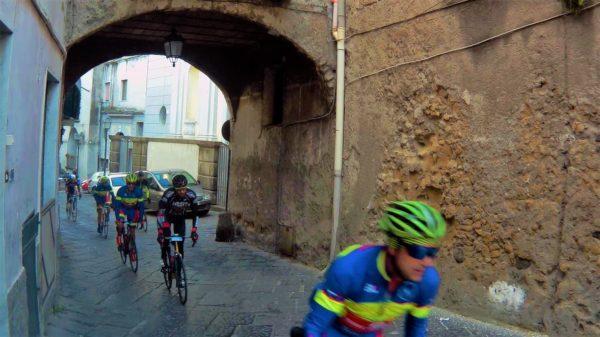 Napoli Bike Festival 2019: oltre 300 ciclisti alla prima Randonnée