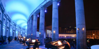 Piano City Napoli 2019: 21 Pianoforti in concerto lungo il colonnato di Piazza del Plebiscito