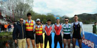 Canottaggio: A Piediluco il Circolo Canottieri Napoli vince tre medaglie d'oro