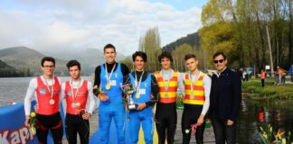 Canottaggio: Al Memorial d'Aloia tre medaglie per il Circolo Canottieri Napoli
