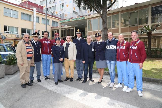 'Regaliamo un Sorriso', uova di Pasqua per i bambini del Santobono di Napoli