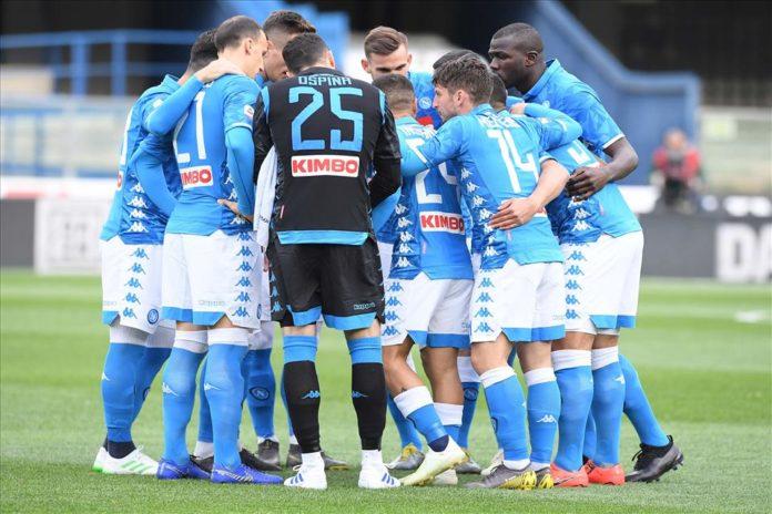Calcio Napoli piccoli segnali di ripresa: 3-1 al Chievo