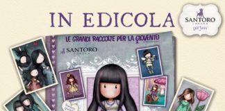 L'Edenlandia ospita l'attesissima sticker collection Gorjuss di Santoro by Panini