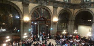 Al Palazzo Zevallos di Stigliano concerto concerto conmusica partenopea tra Sei e Settecento