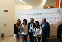 Dall'Irpinia al Sannio, oggi la torcia dell'Universiade arriva a Benevento