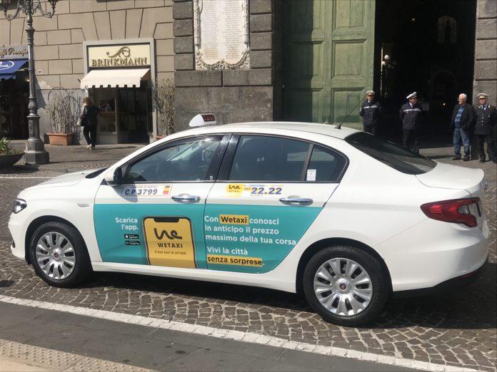 Wetaxi: 50% per tutte le corse dirette a Napoli Città Libro e Piano City 2019