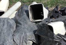 Lastre di amianto sotto il cavalcavia: allarme ad Ariano Irpino