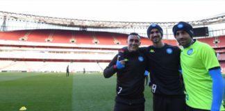 """E' il giorno di Arsenal-Napoli, Fabian Ruiz guida la carica: """"Siamo pronti"""""""