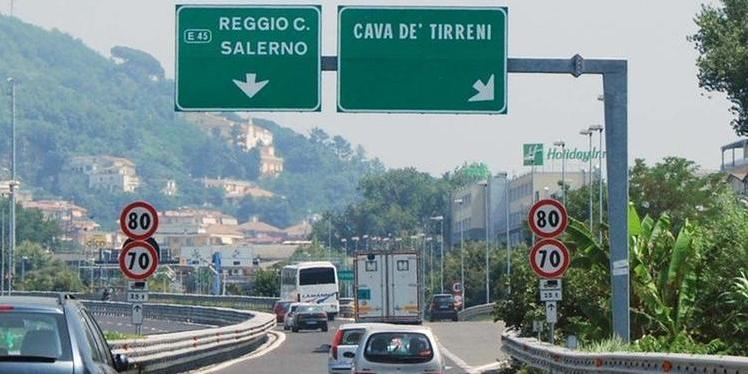 Lavori di manutenzione sulla Napoli-Salerno: tratto della A3 chiuso tre notti