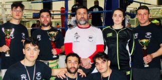 Boxers Improta, bei successi a Taranto: tre primi posti alla Coppa Italia I.C.O. 2019