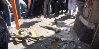 Napoli: migliorano le condizioni del turista 17enne colpito da calcinacci