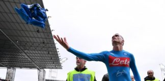 Calcio Napoli: arriva la pace squadra-ultras, ma continua la contestazione