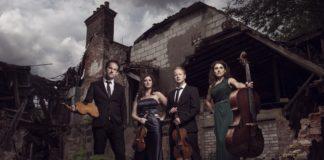 Il Carducci String Quartet, in concerto per l'Associazione Scarlatti