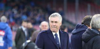 """Napoli-Arsenal, Ancelotti: """"La partita è finita dopo il loro gol"""""""