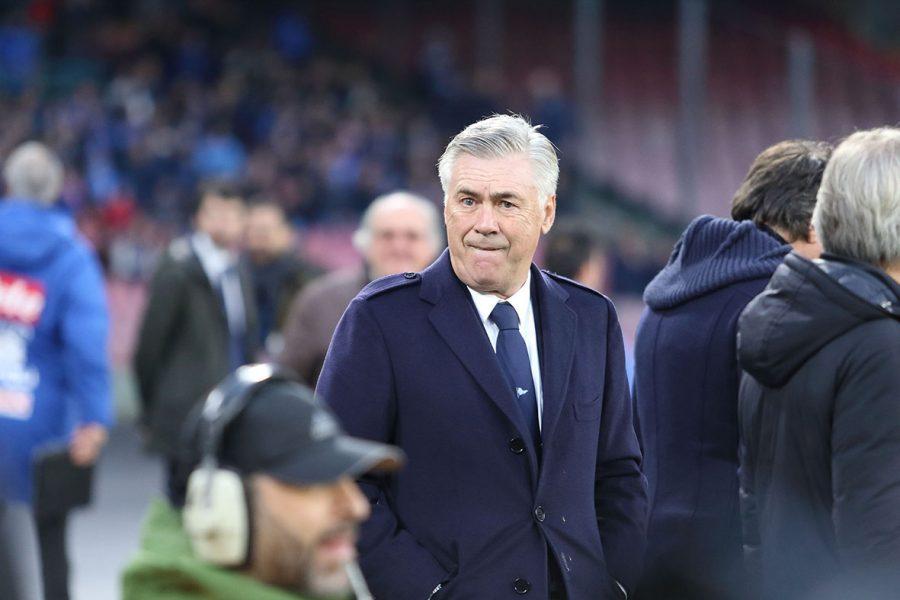 Calcio Napoli, l'Arsenal punta Ancelotti per il dopo Emery