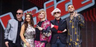 The Voice of Italy: ritorno in Rai per Simona Ventura