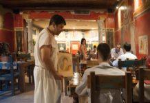 """A Pompei alla """"Caupona"""" tra antichi piatti e pliniane atmosfere"""