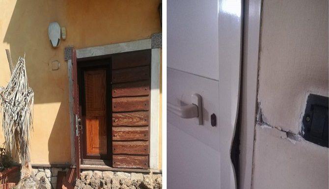 Quarto, assalto vandalico alle ville confiscate del clan Polverino